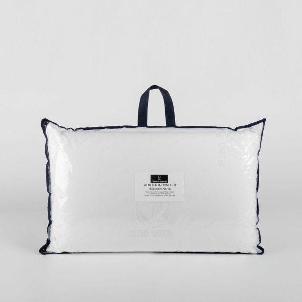 Enchimento Almofada Confort 60x40 cm Branco Catherine Lansfield