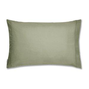 Fronha de Almofada Algodão Verde