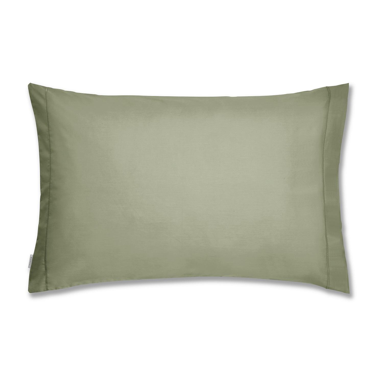 Percale Macio Fronha Par Verde Militar Bianca