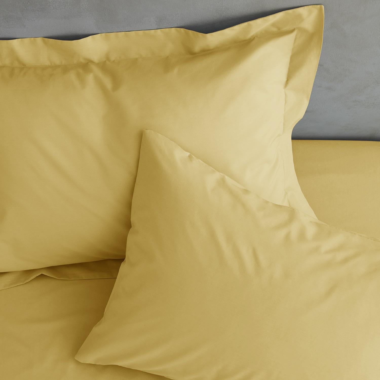 Fronha de Almofada Amarela