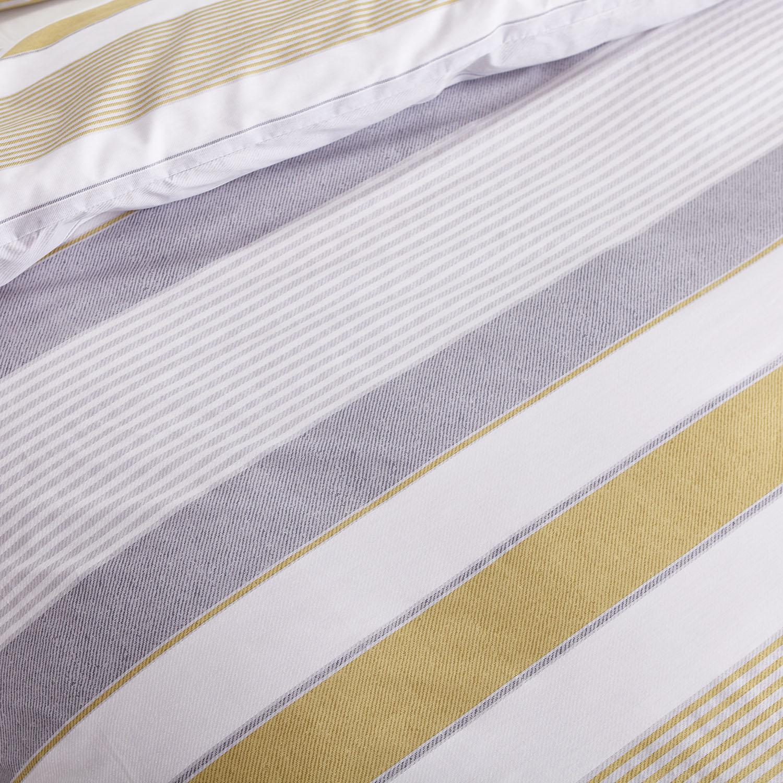 Newquay Stripe Ochre II