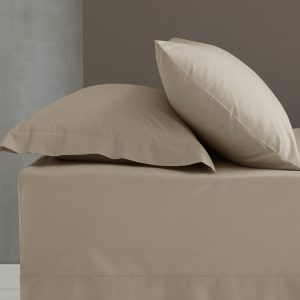 So Soft Percale Lençol Capa Natural Catherine Lansfield