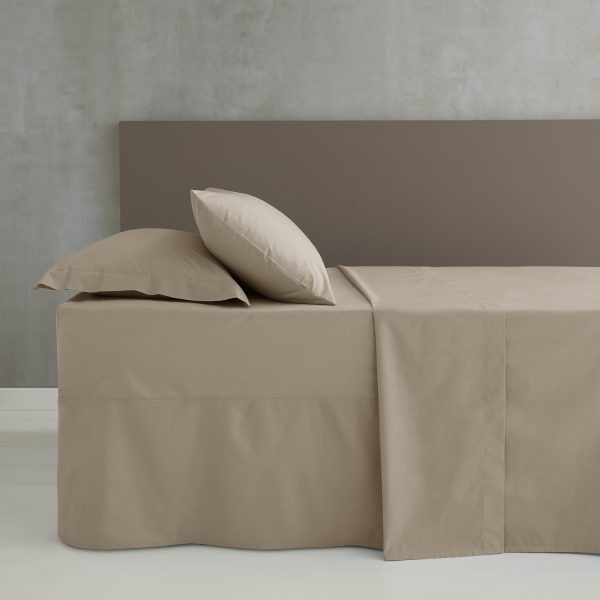 So Soft Percale Lençol Natural Catherine Lansfield