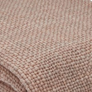 Tonal Weave Manta Rosa Catherine Lansfield