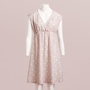 Camisa de Dormir Bolas Canterbury Blush Catherine Lansfield