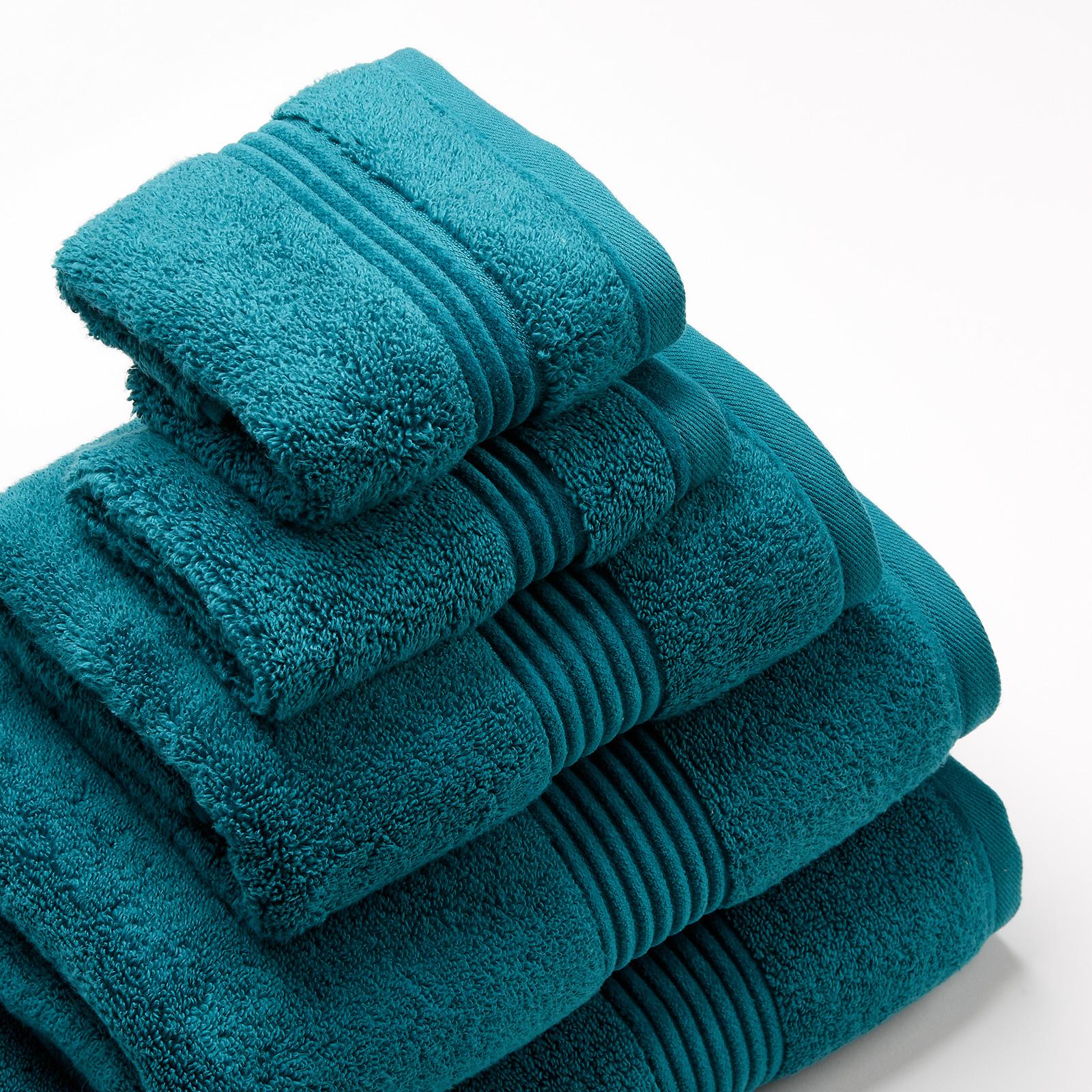 Toalha Verde-Azulada So Soft